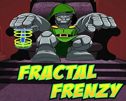 Super Hero Squad Fractal Frenzy