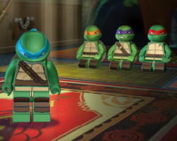 LEGO Teenage Mutant Ninja