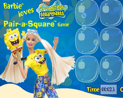 Barbie Loves Spongebob Squarepants