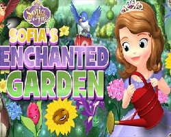 Sofias Enchanted Garden