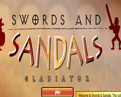 Swords and Sandals Gladiator