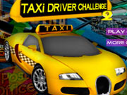 Taxi Driver Challenge 2