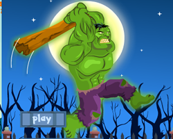 The Revenge of Hulk