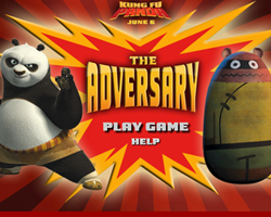 Kung Fu Panda The Adversary